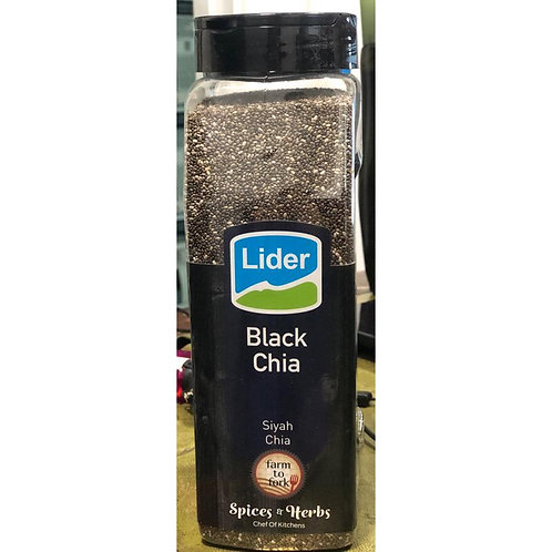 Lider Black Chia 600G