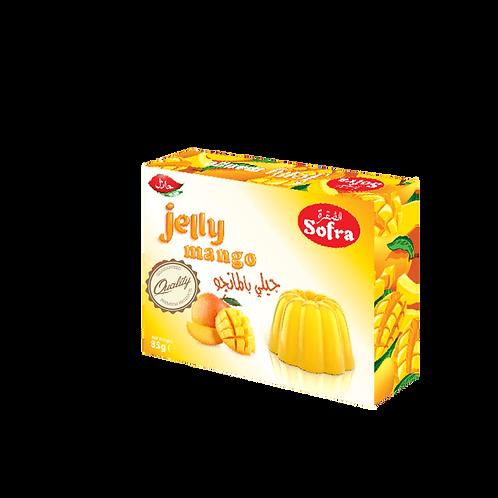 Sofra Desserts Jelly Mango 85G