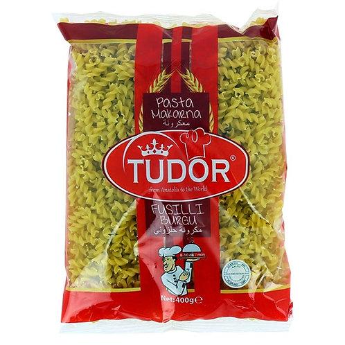 Tudor Pasta Fusilli Burgu 400G