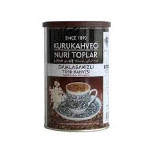 Turkish Coffee with Mastic, Nuri Toplar - 250gr
