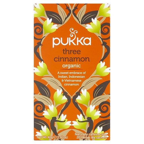 Pukka Cinnamon Tea 40gr
