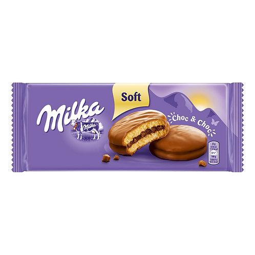 Milka Choc & Choc Biscuit 150 Gr
