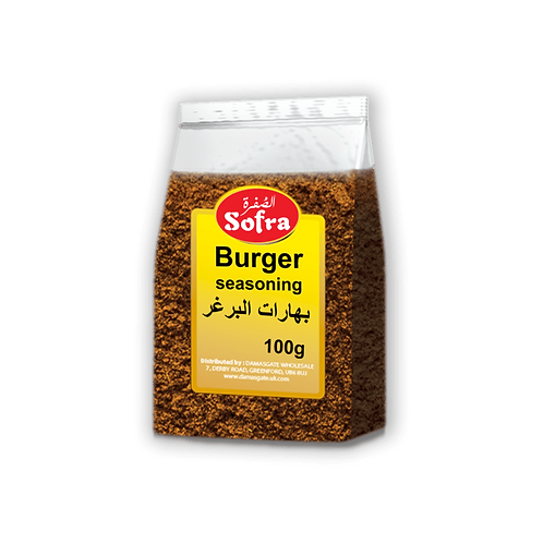 Sofra Burger Seasoning 100g