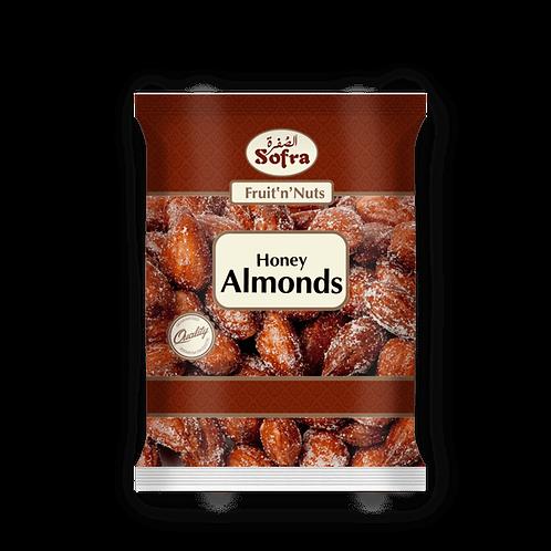 Sofra Honey Almonds 180G