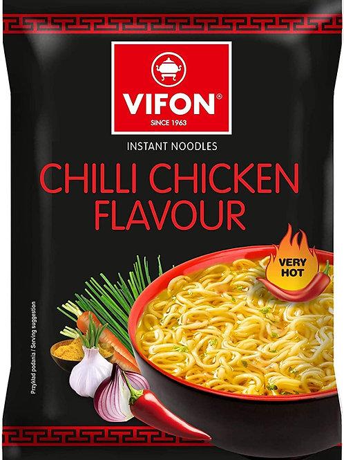 Vifon Chilli Chicken Noodle Soup 70 Gr