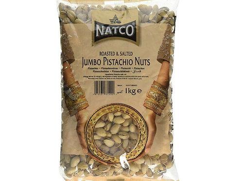 Natco R/S Jumbo Pistachio 1KG