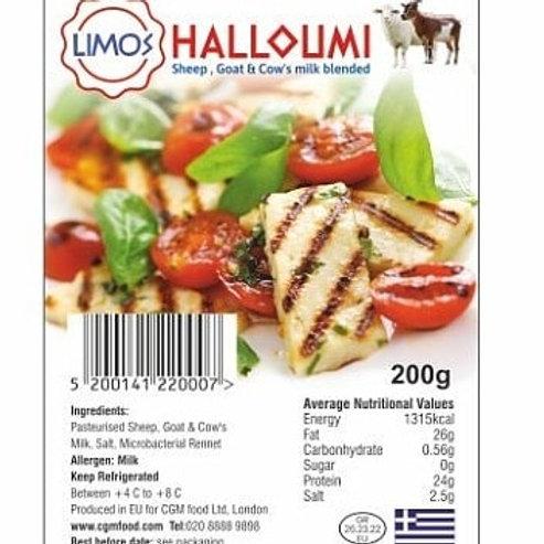Limos Halloumi 200gr