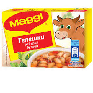 Maggi Beef Bouillon 80 Gr