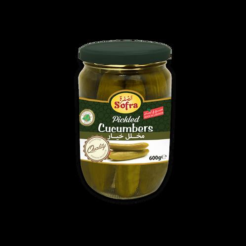 Sofra Pickled Cucumbers 600G
