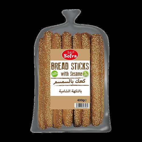 Sofra Breadstick With Sesame 400G