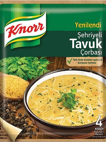 Knorr Terbiyeli Tavuk Corbasi 61GR