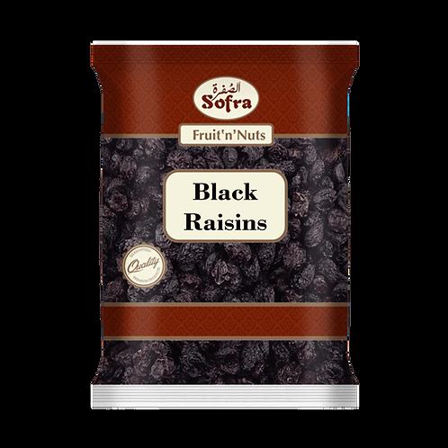 Sofra Jumbo Black Raisins 500G