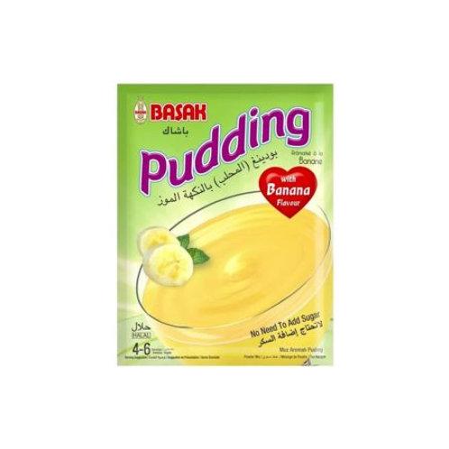 Basak Banana Pudding 130GR