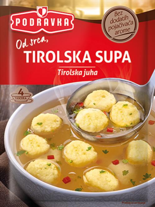 Podravka Tyrolese Soup 67 Gr