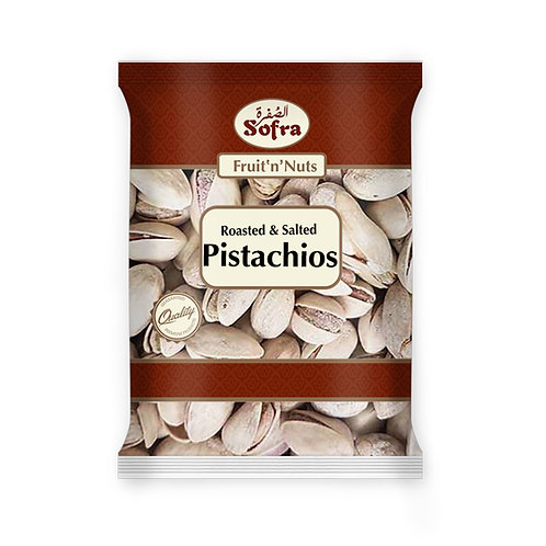 Sofra Roasted & Salted Pistachios 170G