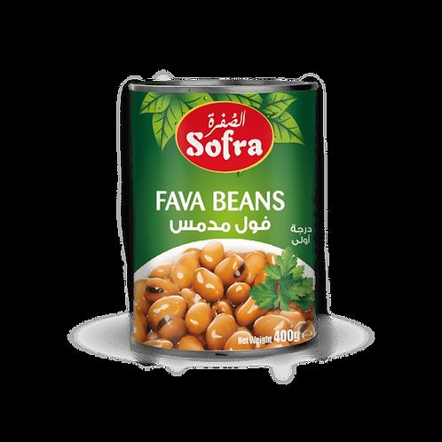 Sofra Foul Premium Fava Beans 400G