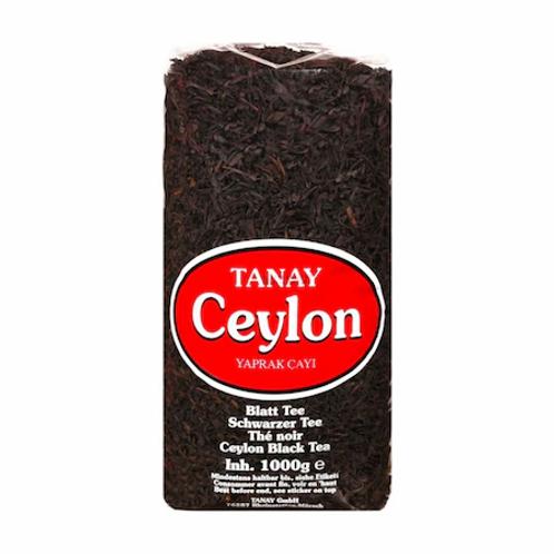 Tanay Ceylon Tea 1kg