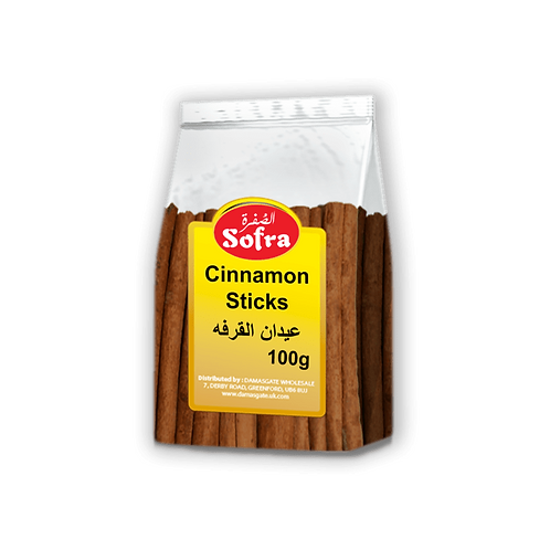 Sofra Cinnamon Sticks 100g