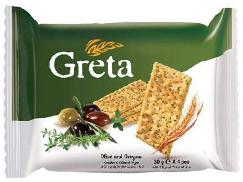 Greta Olive Oregano 30GR 4PCS