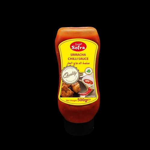 Sofra Sriracha Chilli Sauce 500G