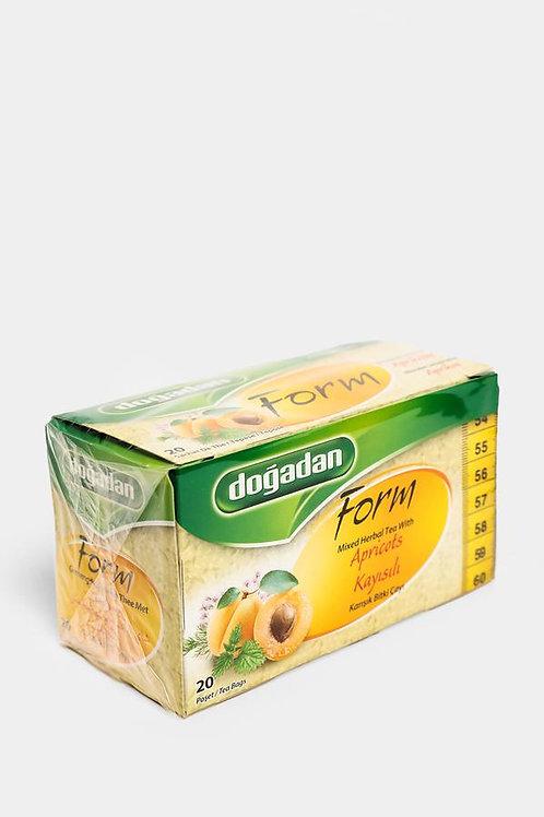 Dogadan Form Apricot Tea