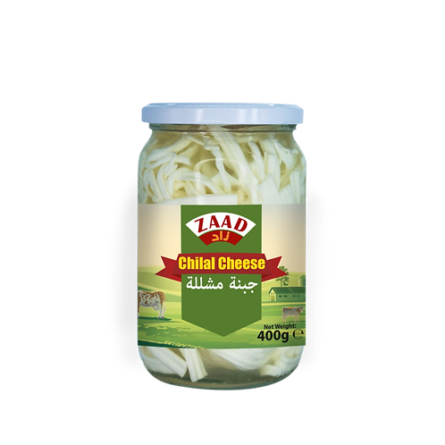 Zaad Cheese Chilal In Brine 400G