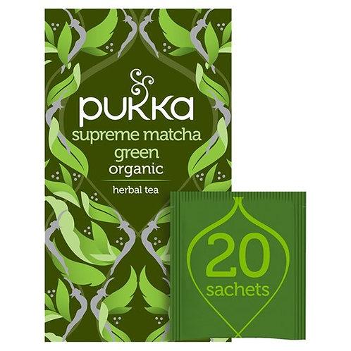Pukka Supreme Matcha Green Tea 30gr