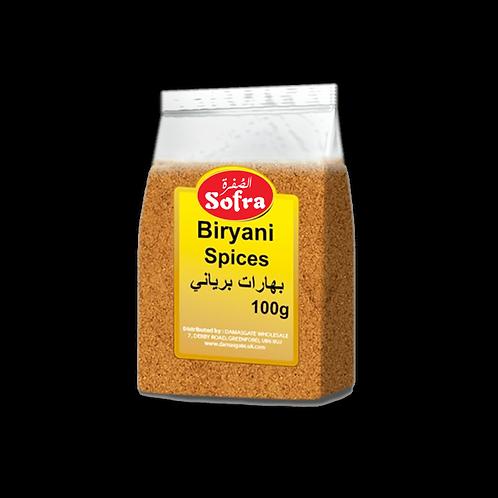 Sofra Biryani Spices 100g