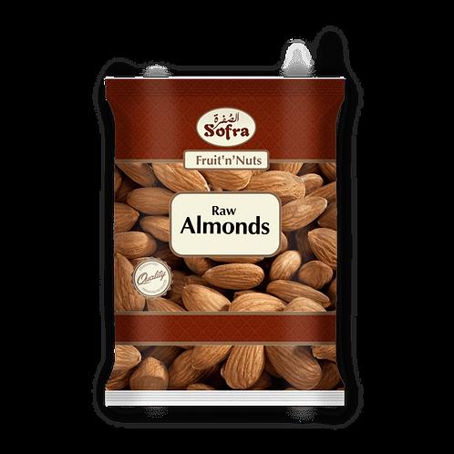 Sofra Raw Almonds 180G