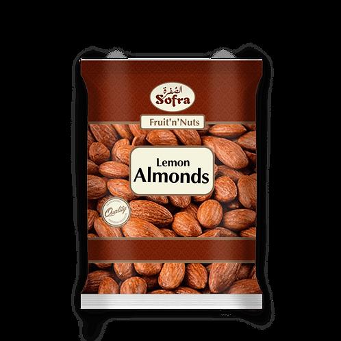 Sofra Lemon Almonds 180G