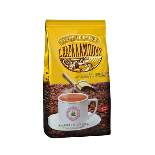 Charalambous Gold Coffee 200GR