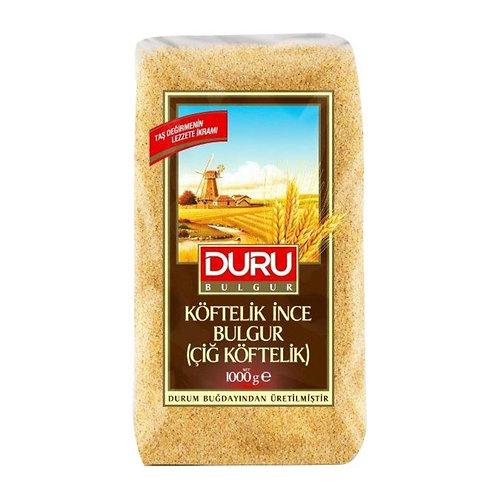 Duru Extra Fine Bulgur 1000g