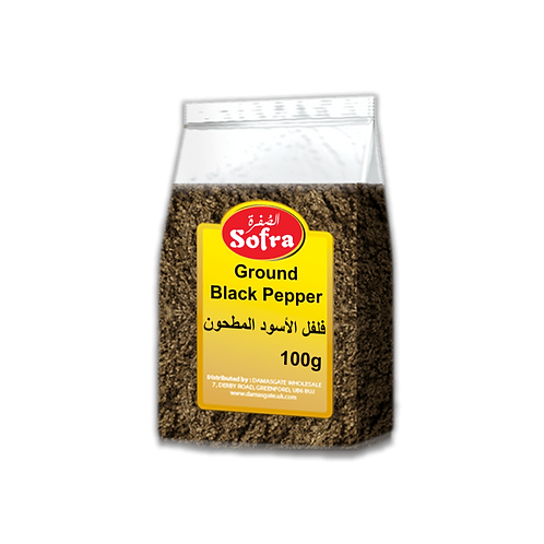 Sofra Ground Black Pepper 100g