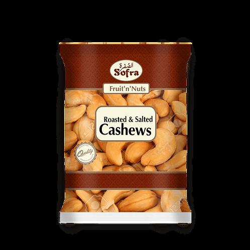Sofra Roasted & Salted Cashews 180G
