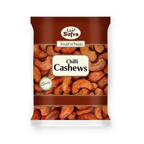 Sofra Chilli Cashews 180G