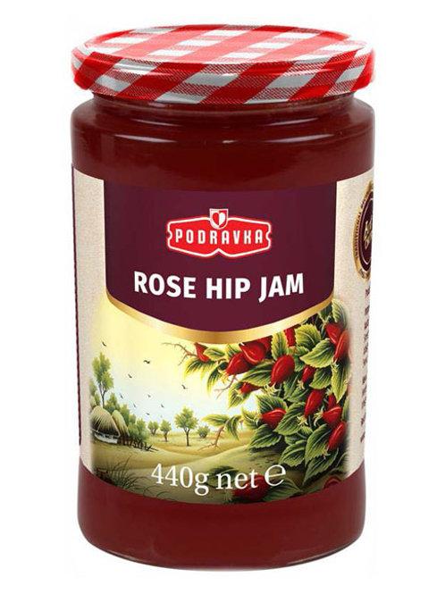 Podravka Rosehip Jam (Kusburnu) 440 Gr