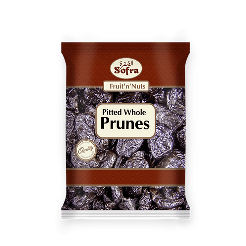 Sofra Pitted Whole Prunes 200G