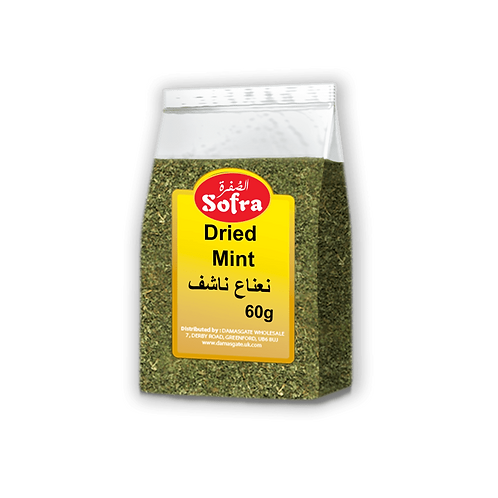 Sofra Dried Mint 60g