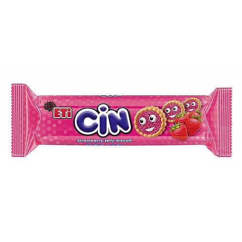 Eti Cin Strawberry Biscuit 96GR