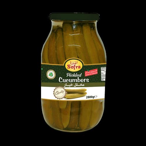 Sofra Pickled Cucumbers 2800G