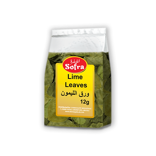 Sofra Lime Leaves 12g