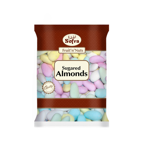 Sofra Sugared Almonds 200G