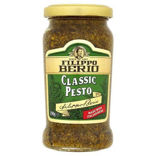 Fillipo Berio Pesto Classic Green 190G