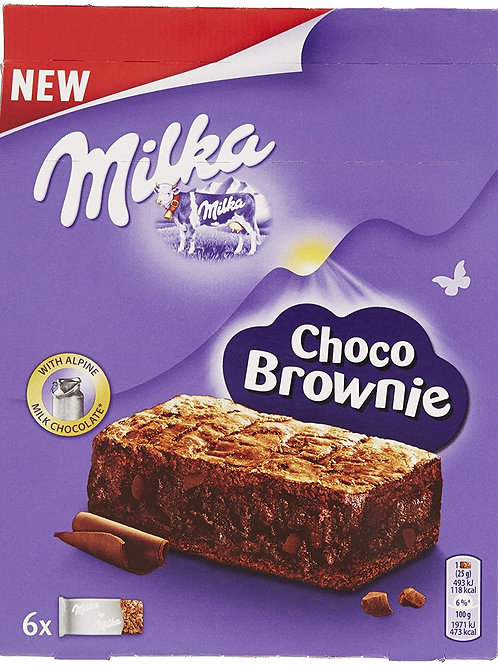 Milka Choco Brownie 150 Gr