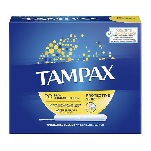 Tampax Compak Regular 20