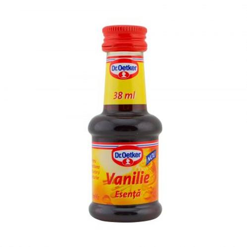 Dr Oetker Vanilla Essence (Esenta Vanile) 38 Gr