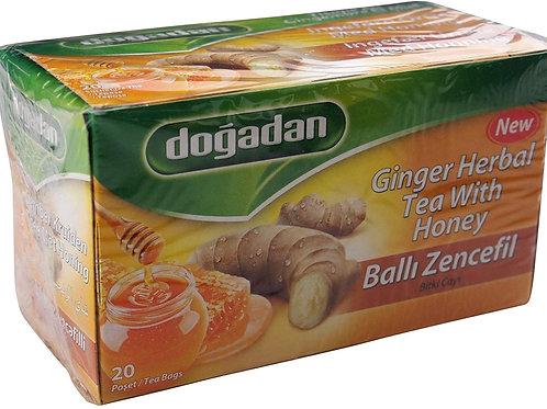 Dogadan Ginger Honey Tea