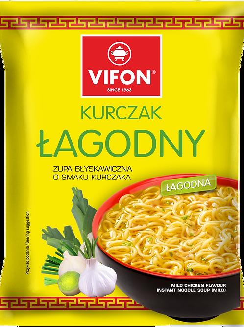 Vifon Mild Chicken Noodle Soup (Zupa Kurczak Lagodny) 70 Gr