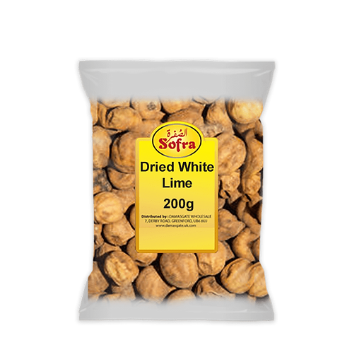Sofra Dried White Lime 200g