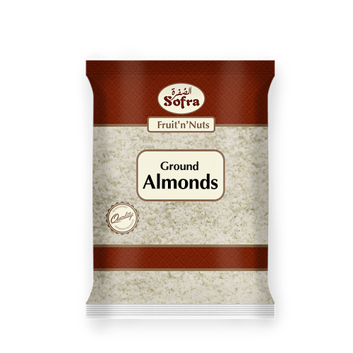 Sofra Ground Almonds 180G